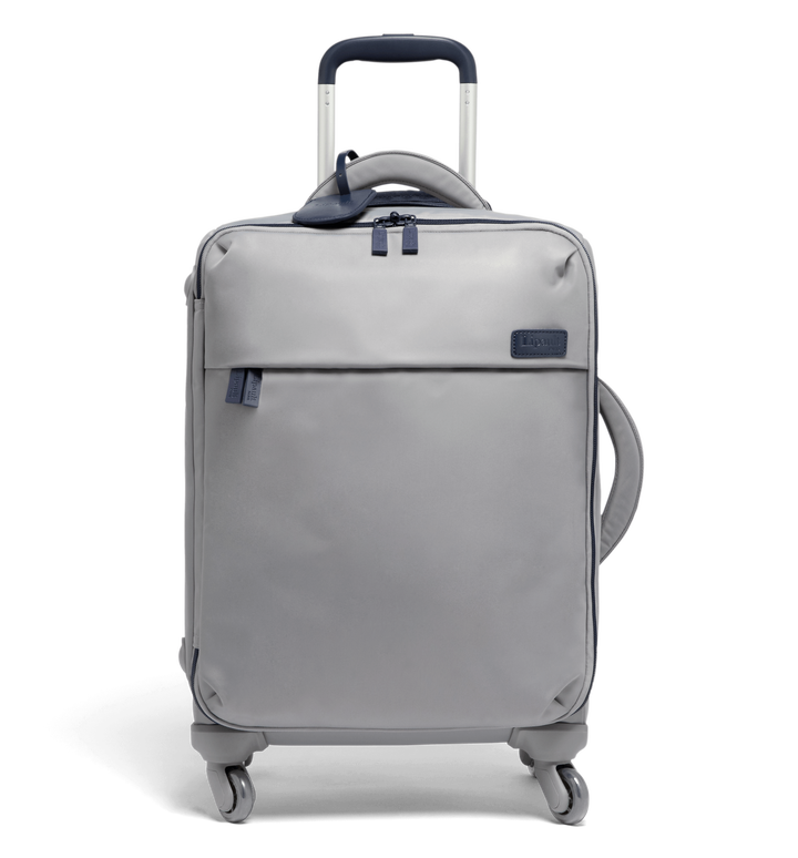 Originale Plume Nelipyöräinen matkalaukku 55cm Pearl Grey/Navy | 1